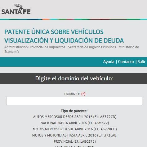 consulta patente